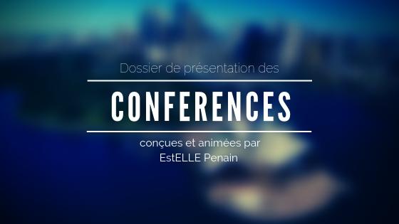 #SCENE – Les Conférences d'EstELLE Penain