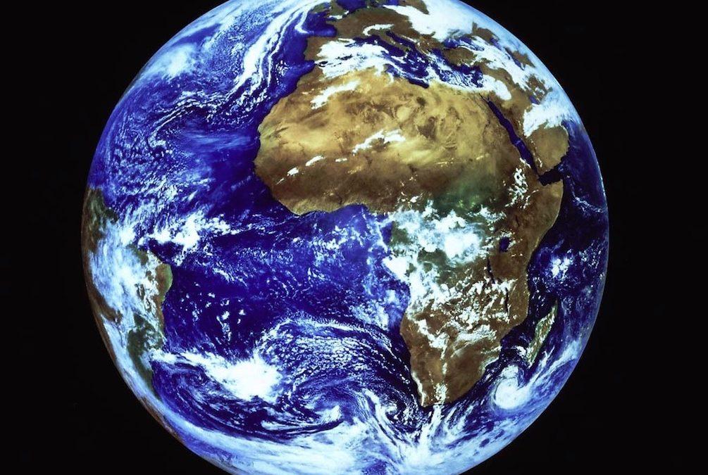 #Poésie – Ma Terre Ma Mère