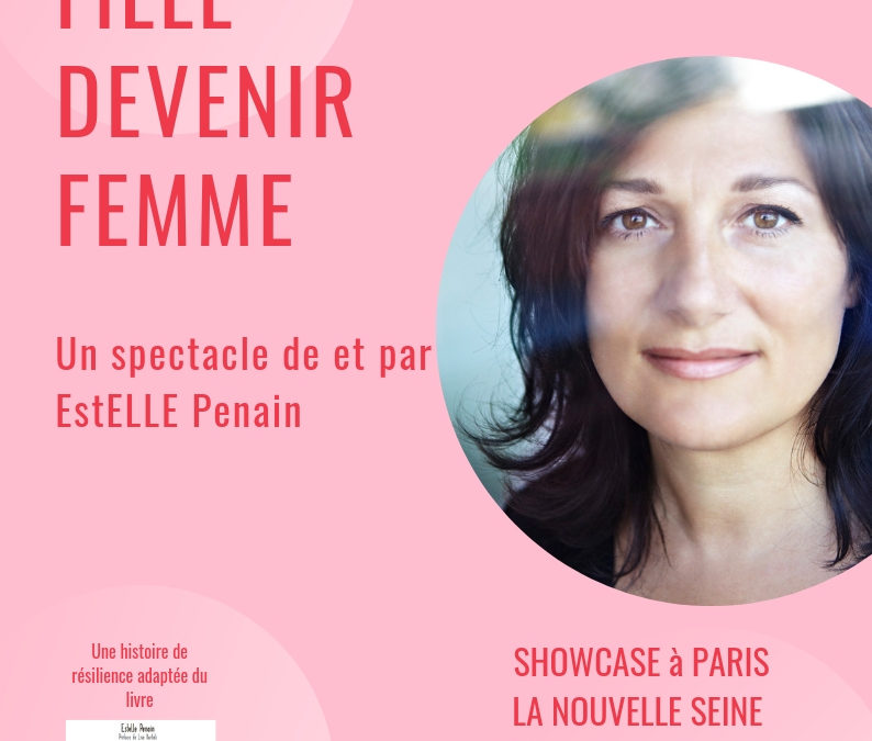 #Vidéo : Teaser showcase Naitre Fille Devenir Femme sur scène